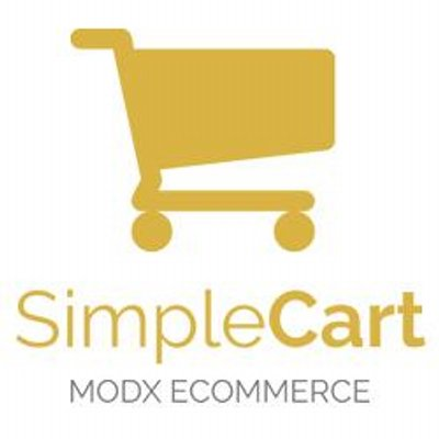 ModX SimpleCart e-commerce