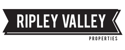 Ripley Valley Properties - mobile optimised website creation, content management system, logo and site design